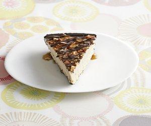 Frozen Peanut Butter Turtle Pie
