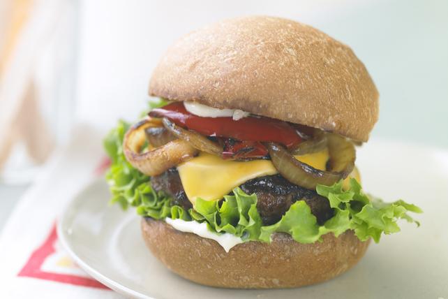 Bronco burgers Image 1
