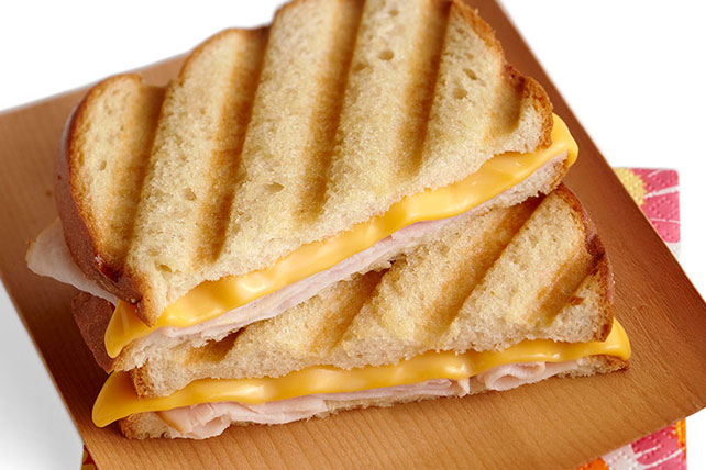 Kids' Favorite Turkey Panini Image 1