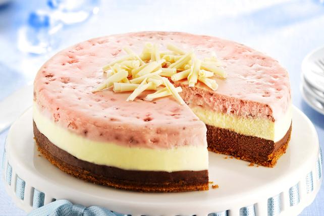 Neapolitan Cheesecake Image 1