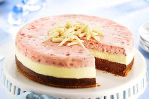 Gâteau au fromage à la napolitaine