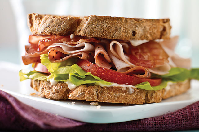 Clubhouse Sandwich Image 1