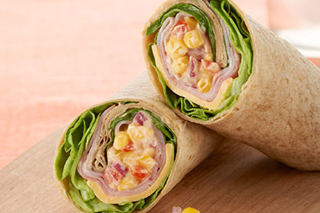 Wild West Sandwich Wrap Image 1