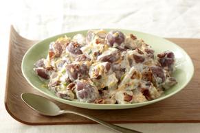 Salade de pommes de terre de la grilladerie