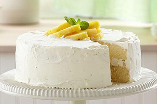 Pineapple Mojito Cake Image 1
