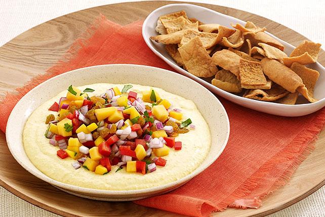Mango Chutney-Curry Dip Image 1