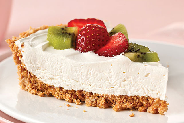 Chilled cream cheese cake recipe