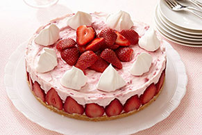 Strawberry Cheesecake Supreme