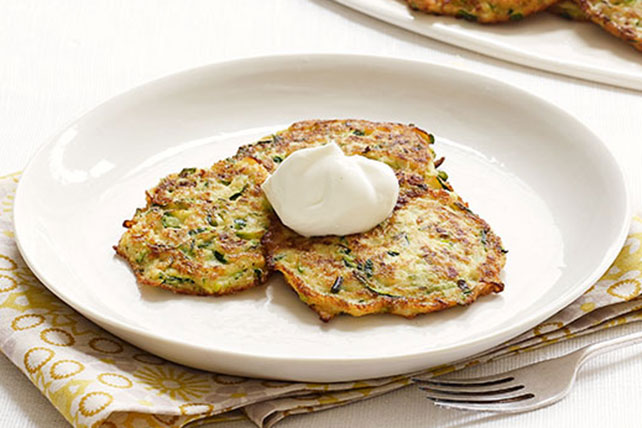 Zucchini Pancakes Image 1