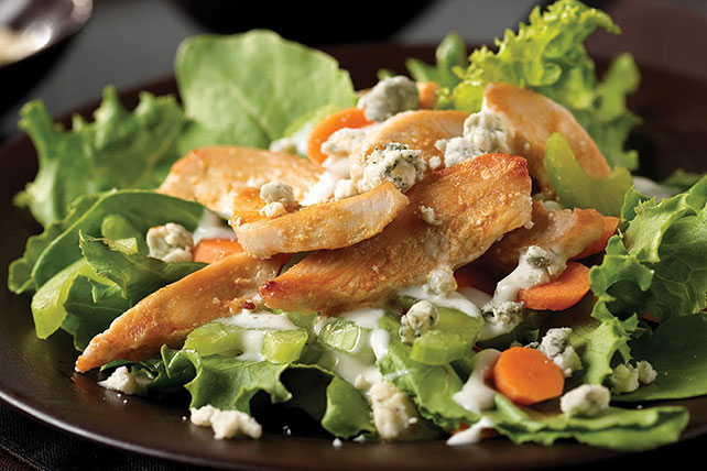 """Buffalo Chicken"" Salad Image 1"