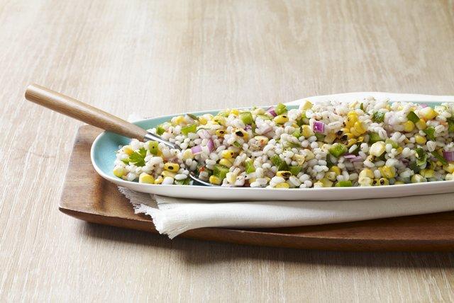 Southwestern Barley Salad Image 1