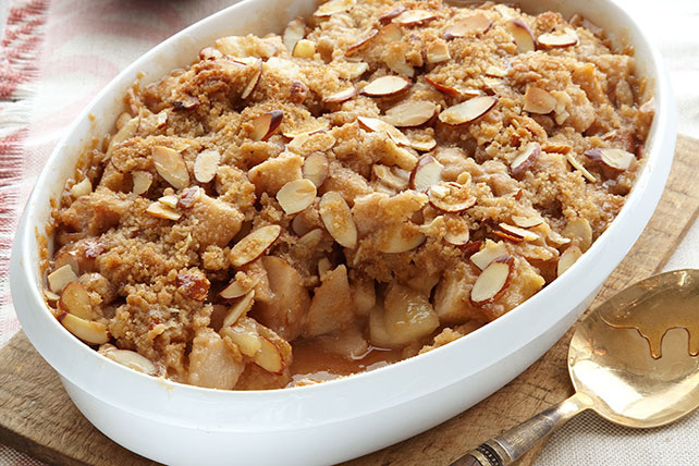 Perfect Pear Crisp Recipe