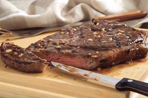 Bifteck de surlonge de la grilladerie