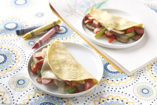 Hot Dog Fajitas Image 1