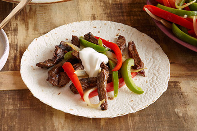 Steak Fajitas Image 1