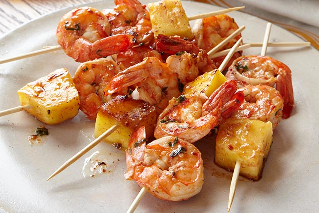 pineapple-shrimp-skewers-118958 Image 1