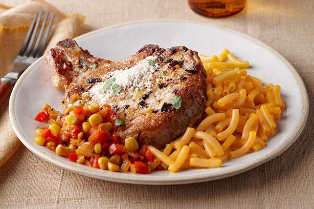 Pork Chop & Corn Skillet Image 1
