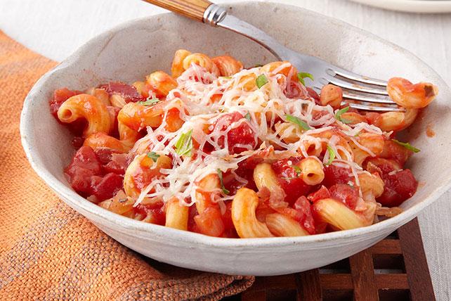 Pasta Pomodoro Recipe Image 1