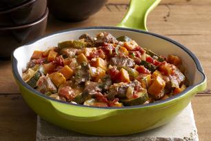 Slow-Cooker Provençal Beef Stew