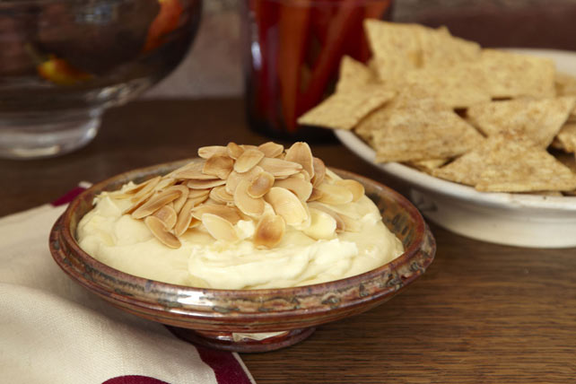 Hot Oniony Cheese Dip Image 1