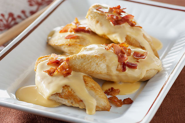 Down-Home Cheesy Bacon Chicken Image 1