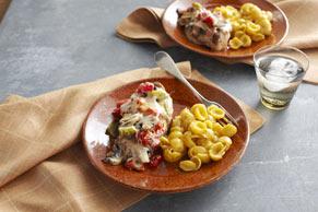 Italian-Style Chicken Combo