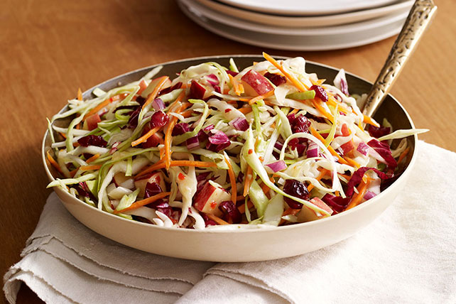 Easy Apple-Cranberry Slaw Image 1