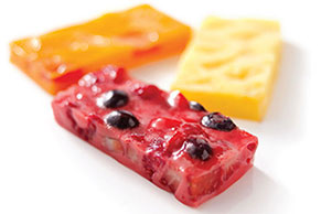 Creamy Fruit Bars