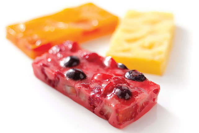 Creamy Fruit Bars Image 1