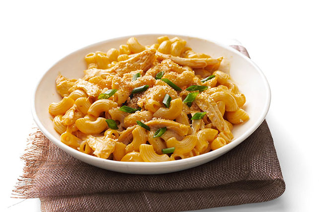 KRAFT Homestyle BBQ Chicken Pasta