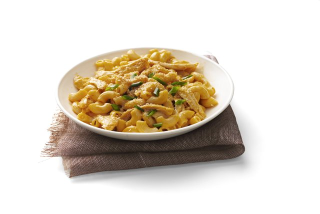 KRAFT Home-Style  Macaroni & Cheese Chicken Primavera Image 1