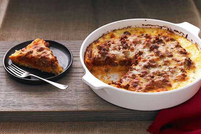 Spaghetti Squash Pie Image 1