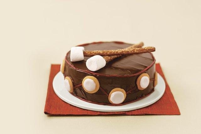 Drummer Boy Cake Image 1