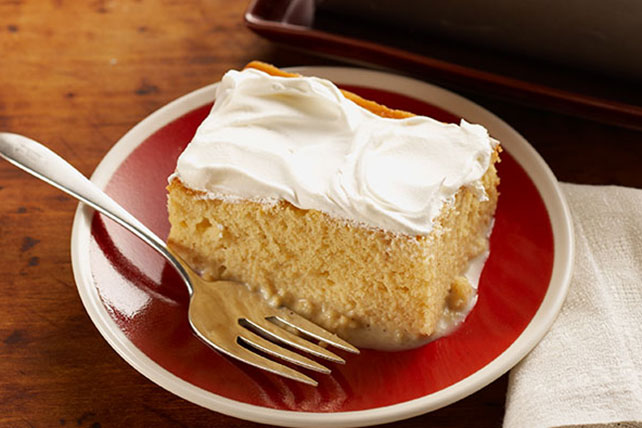 Tres Leches Rum Cake Kraft Recipes