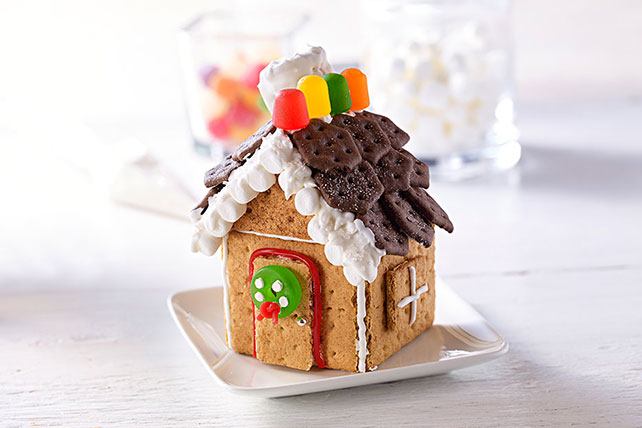 Gingerbread Holiday House Image 1