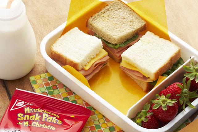 Sandwich deux tons Image 1