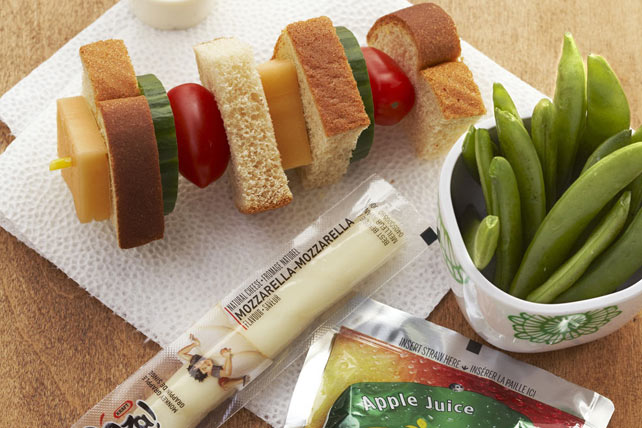 Sandwich-on-a-Stick Image 1