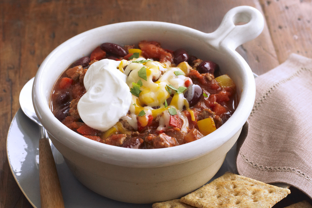Best-Ever Chili Image 1
