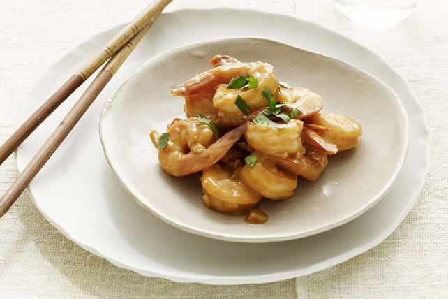 Quick Thai Shrimp Image 1