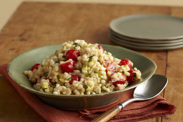 "Barley & Vegetable ""Risotto"" Image 1"