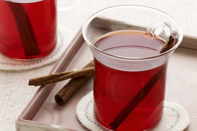 "Cherry Pomegranate Mulled ""Cider"" Image 1"