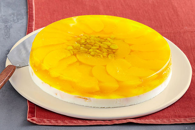 Marigold Gelatin Dessert Image 1