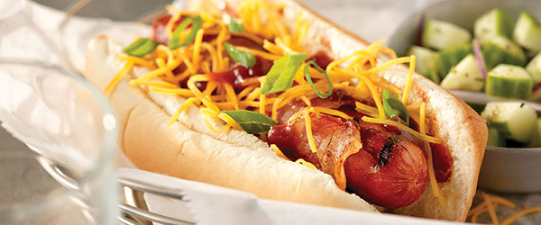 Memphis-Style BBQ Dogs