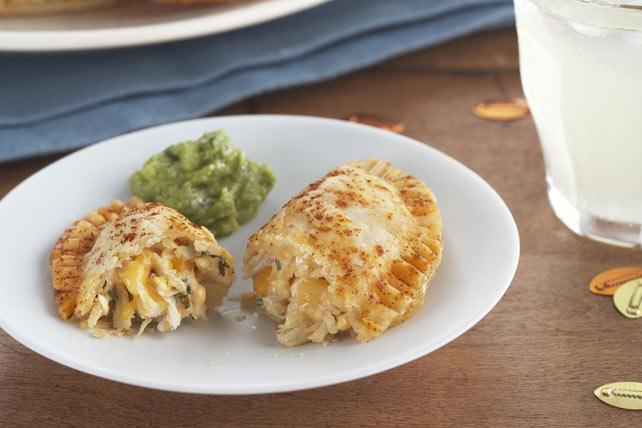 Empanadas au poulet et au fromage Image 1