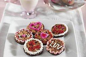 Sweetheart Valentine's Cookies