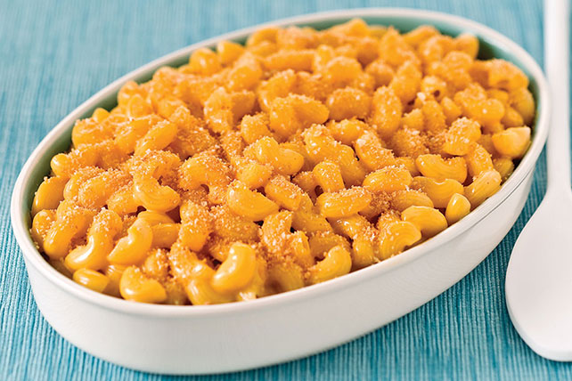 Home-Style Four Cheese Macaroni & Cheese Dinner