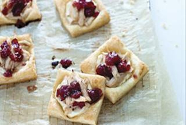 Chicken & Cranberry Bites Image 1