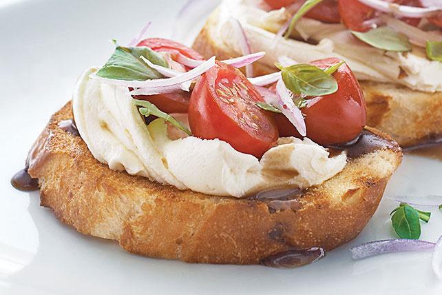 Tomato & Balsamic Bruschetta Image 1