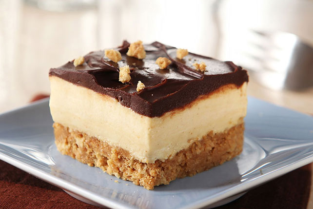 Peanut Butter Cup Squares Image 1