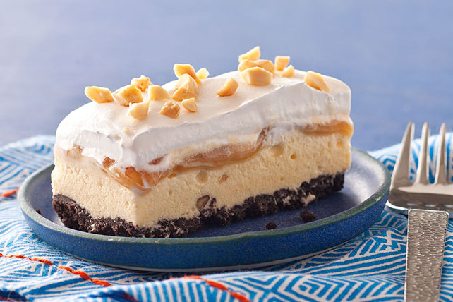 Nutty OREO Ice Cream Bars Image 1